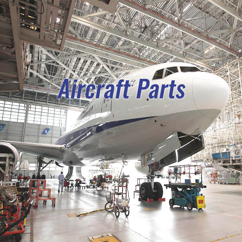 Aircraft Parts - ANA Trading Corp , U S A  | Explore New Boundaries