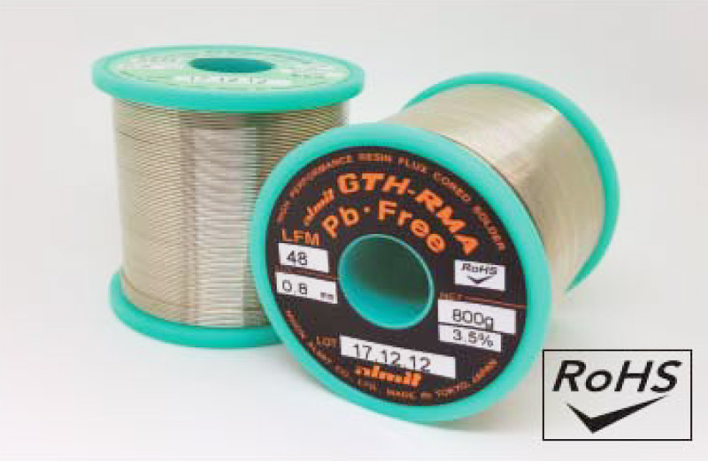 New Almit Solder Wire and Paste product released at APEX 2018 - ANA ...